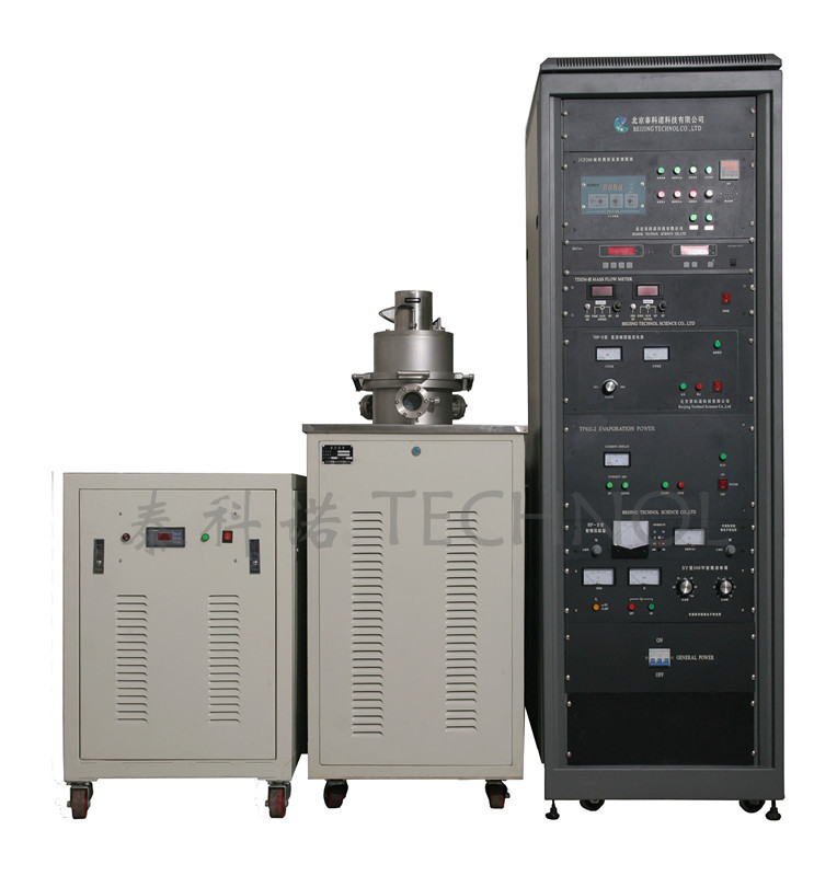 JCP200 PVD Magnetron Sputtering Coating Machine Vacuum Coater for Laboratory