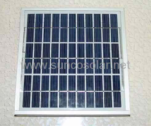 230w poly crystalline PV moudle SST-230WP