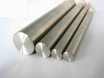 Tungsten alloy swaging rod for military