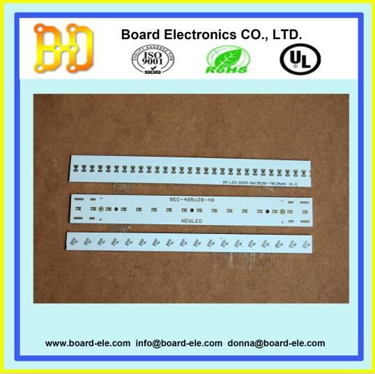 electronic aluminum pcb for led light