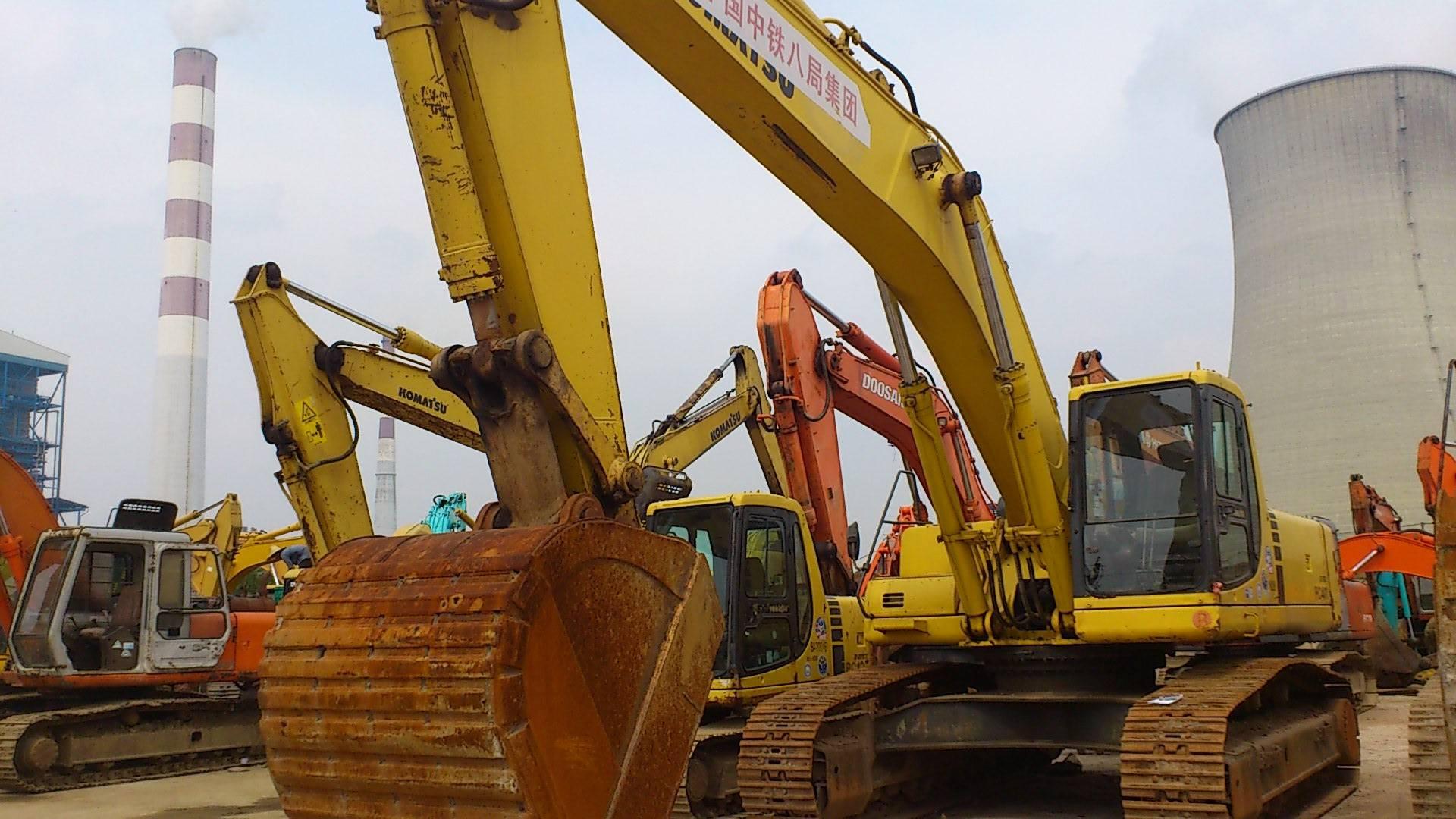 PC400-6 komatsu used excavator for sale