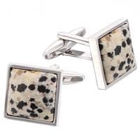 Stone cufflinks13.8-4.1