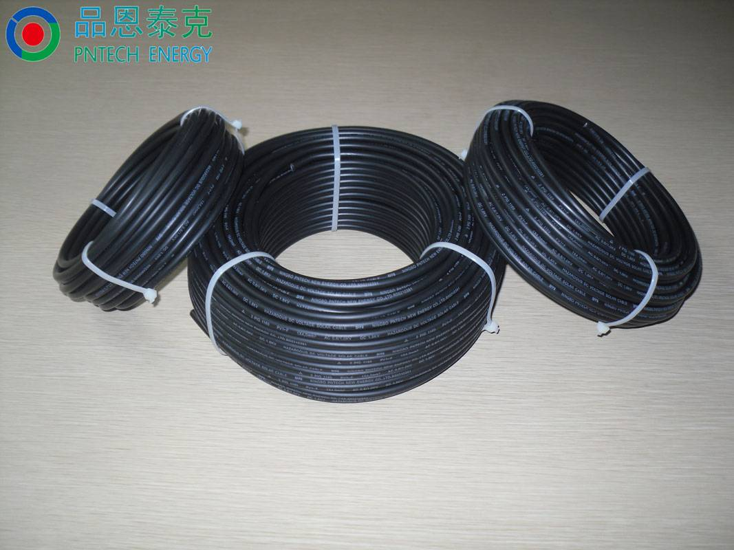Best Price High Quality Australia Tuv Solar Cable Single Core 6mm²