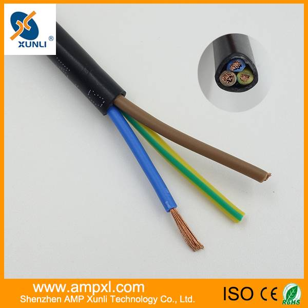 3*0.75mm 300/500V electrical wire