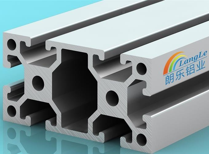 Good Quality Le-8-4080hw Industrial Aluminium Profile