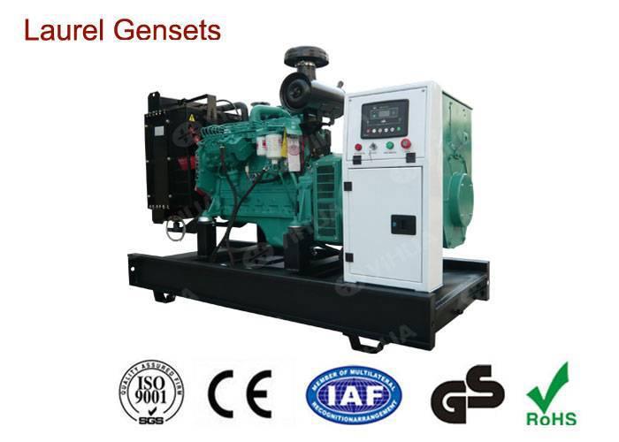 16KW~220KW Open Diesel Generator Set Power