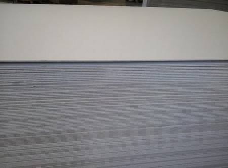 high thickness laminated grey cardboard with competitive price
