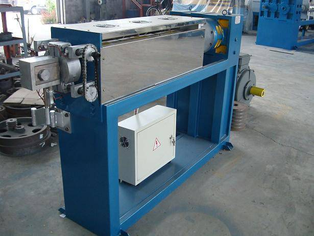 SJ 90 High Frequency Induction Heating Wire  Machine