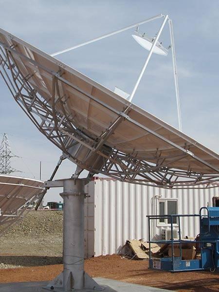3.7M TVRO Antenna