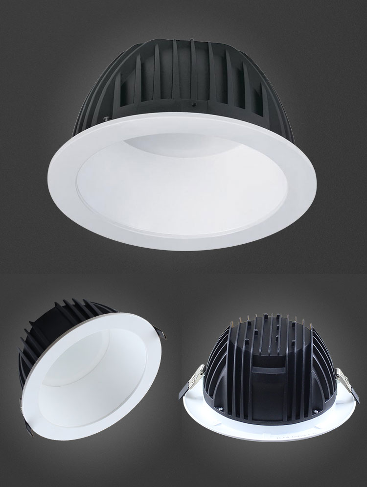 High Power Acrylic Light Plane 25W LED Downlight