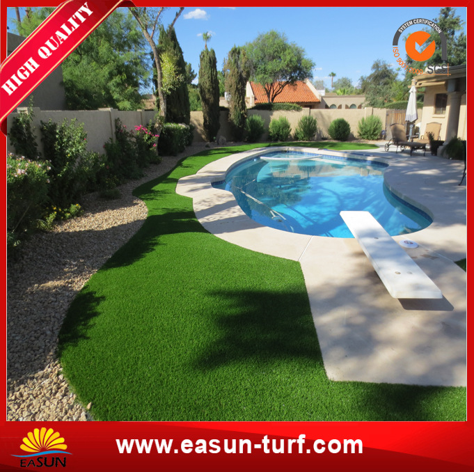 Best Quality Landscaping Artificial Grass Synthetic Lawn Grass-MY