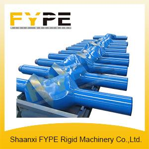 Finished, Semi-Finished Stabilizers, Stabilzier Forgings, Sprial, Non-Magnetic, Steel, Blade Stabili