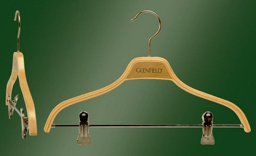 Birchen Wood Clothing Hangers