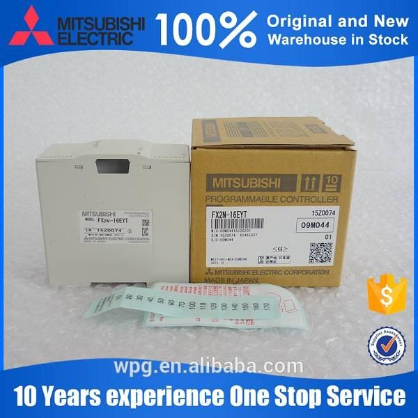 mitsubishi plc FX2N-16EYT