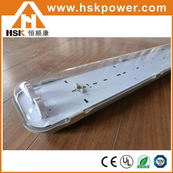 Pure White SMD 2835 30W 40W 50W 60W Tri-proof Light for 3 Years Warranty