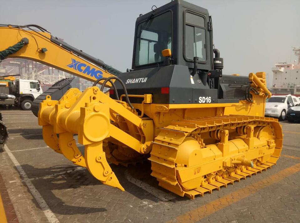 Shantui 160hp bulldozer SD16