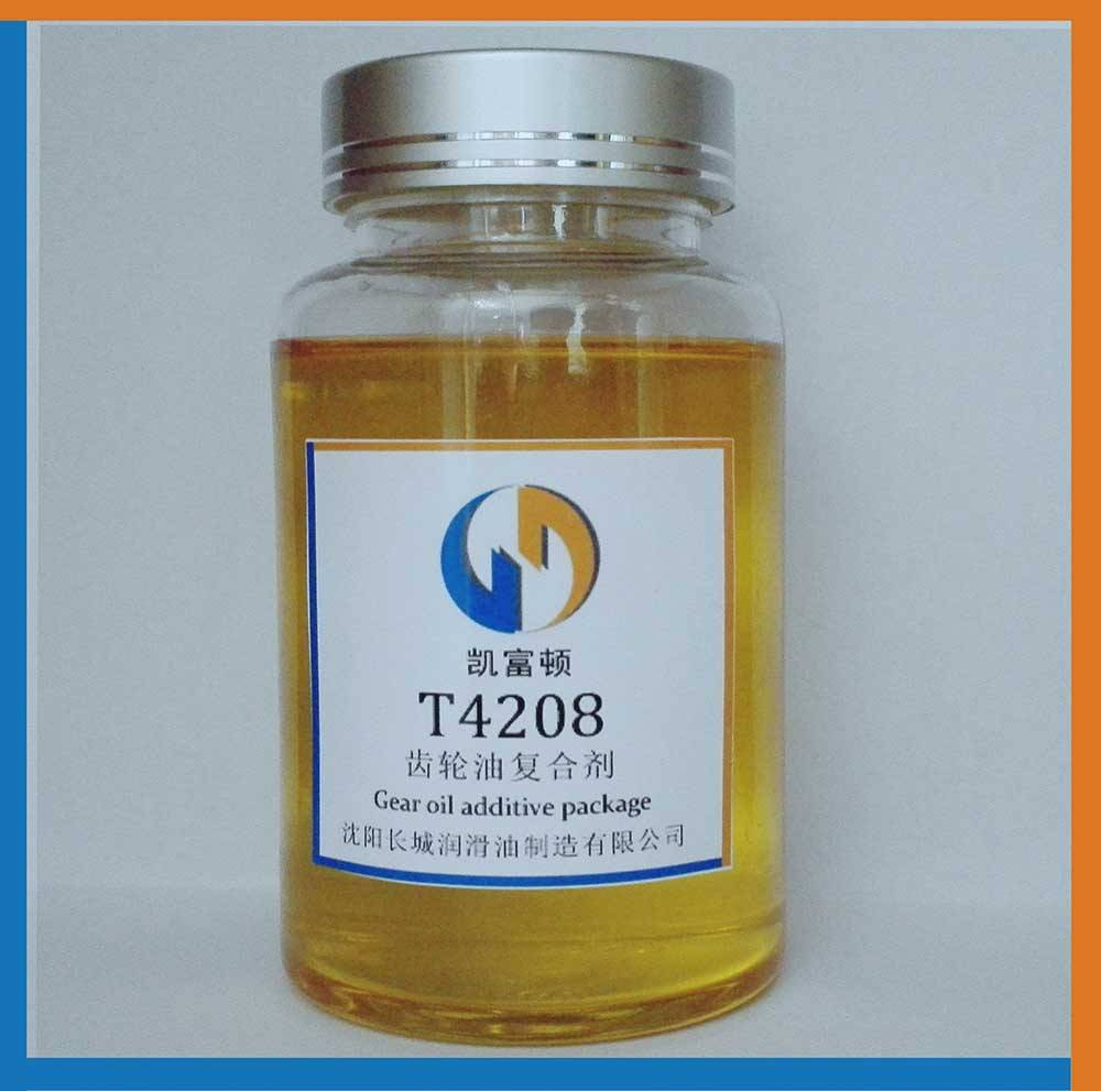 T4208 high quality GL-5/GL-4 gear oil compound Additive Package for gear oil