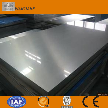 AISI316L Cold Rolled Stainless Steel Plates