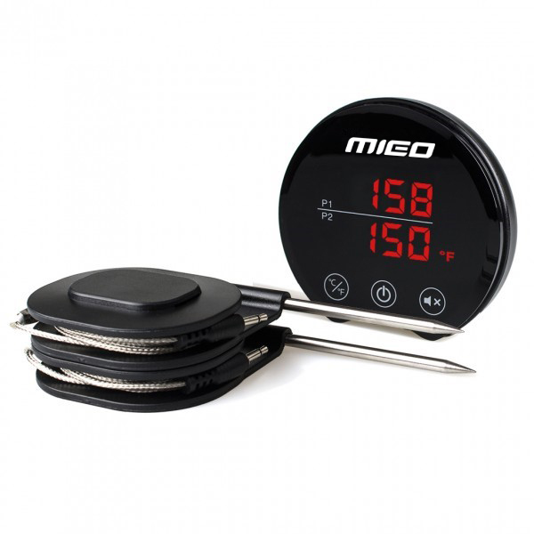 Bluetooth BBQ Thermometer with Dual Probes