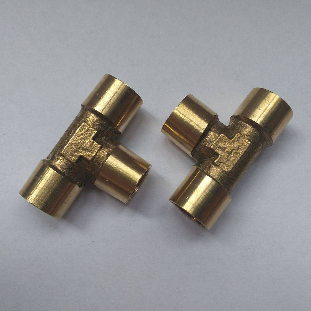 Brass water/gas meter connector from china factory