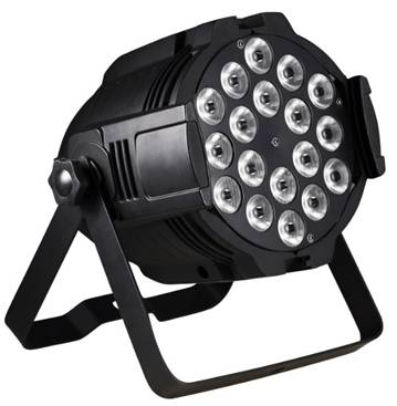 10W18PCS LED PAR LIGHT (4 IN 1)