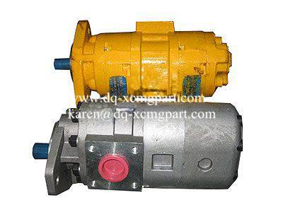 XCMG Motor Grader  PARTS GR165 GR180 GR215 spare parts high pressure gear pump