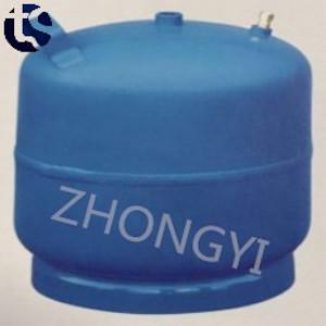 Steel LPG Cylinder & Gas Tank - 3kg