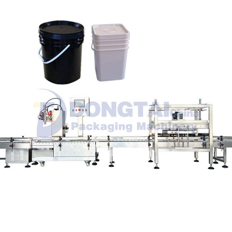 Weight Liquid Filling Machine