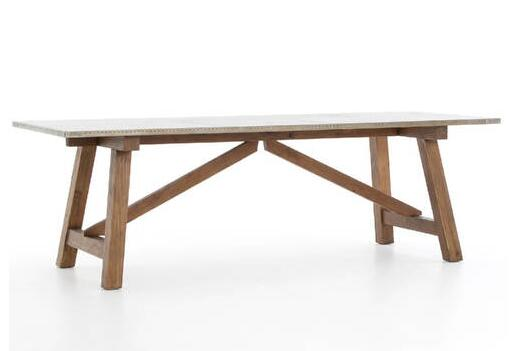 Wooden table furniture reclaimed pine furniture rustic furniture