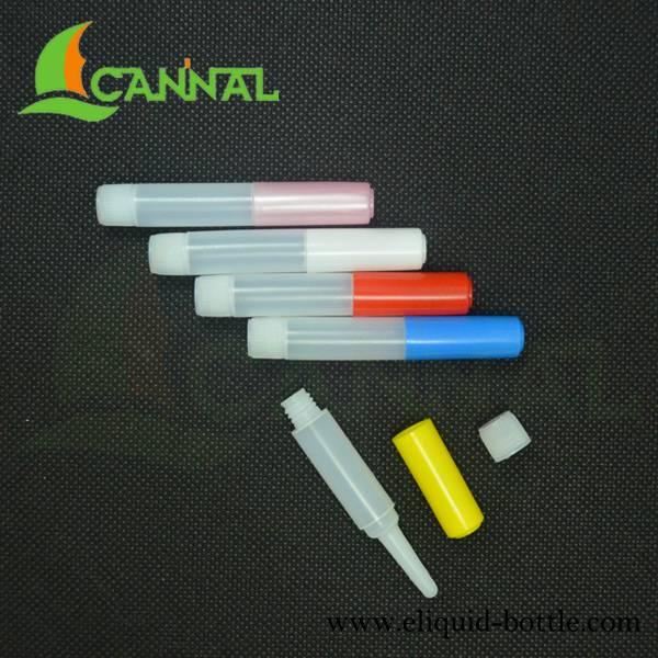 Ecannal 1ml dropper e liquid bottle