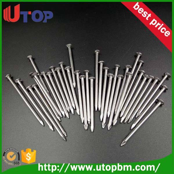 China factory common  round wire nails
