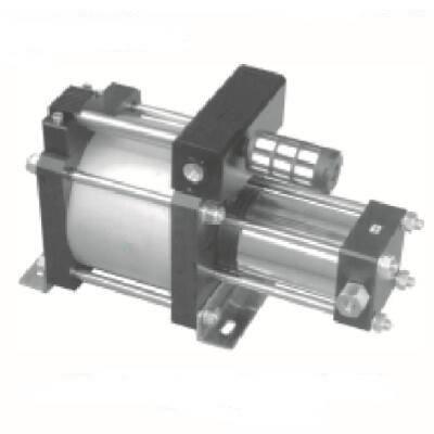 High Pressure Gas Pressure Boost Pump