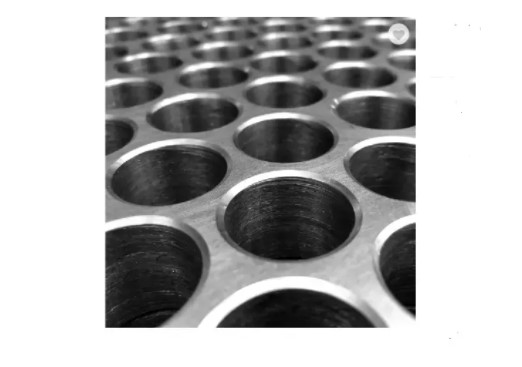 OEM heat exchanger stainless steel tube sheet plate flange