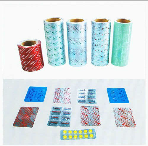 Factory supply many colors durable smooth surface aluminum foil