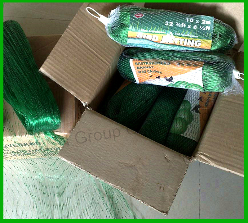Agricultural used Quality Guarantee Anti Bird Net for sale