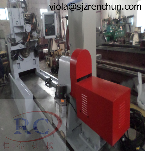 On Sale Wire Wrapped Screen Welding Machine for Sand Control Filter Making
