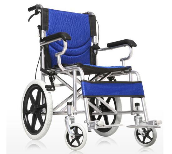 Small wheelchair, aluminum wheelchair, Sillas de ruedas