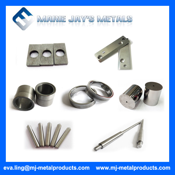 Custom carbide precision parts