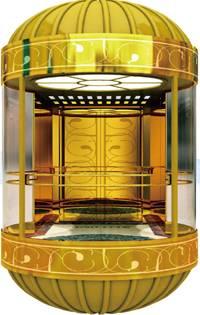 Observation elevator D16008