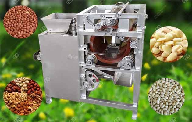 High Efficiency Peanut Peeling Machine Wet Type