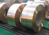 Nickel Silver Strips / Copper Nickel Zinc Alloys / Zinc Cupronickel Strips
