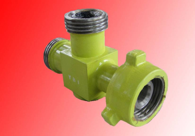 """2"""" Fig1502 Integral Fitting Tee ( FXMXF)"""