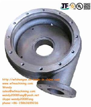 Iron Casting / Ductile Iron / Grey Iron Pump Body