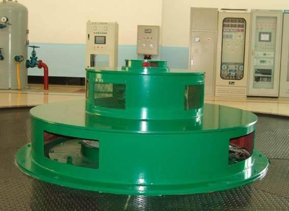 small hydrolic turbine generator set for water river/ dam propeller type