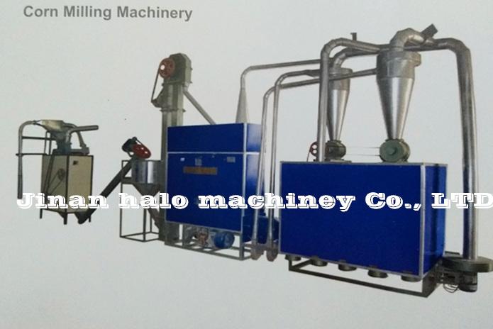 Corn Milling Machinery