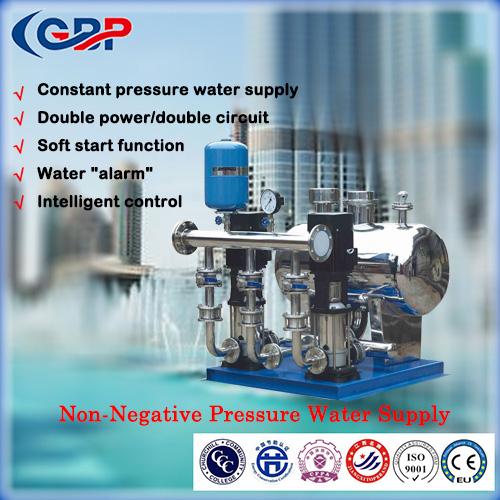 Non-Negative Pressure Water Supply Equipment 64-196-3