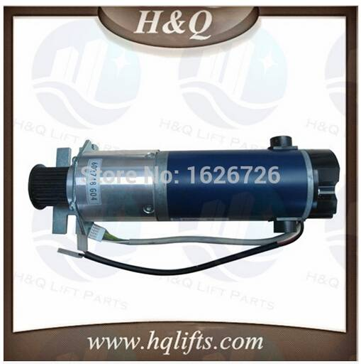 elevator motor , kone lift motor KM713700G01, lifting motor