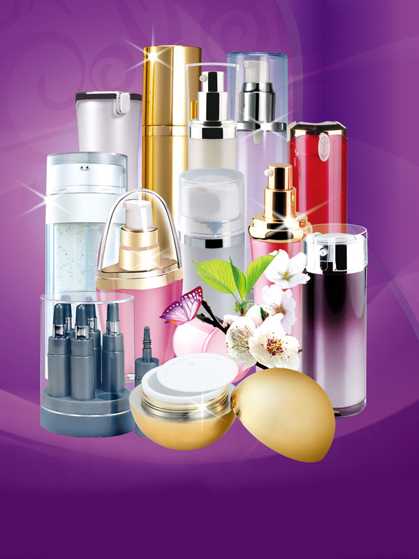 Cosmetic Packaging