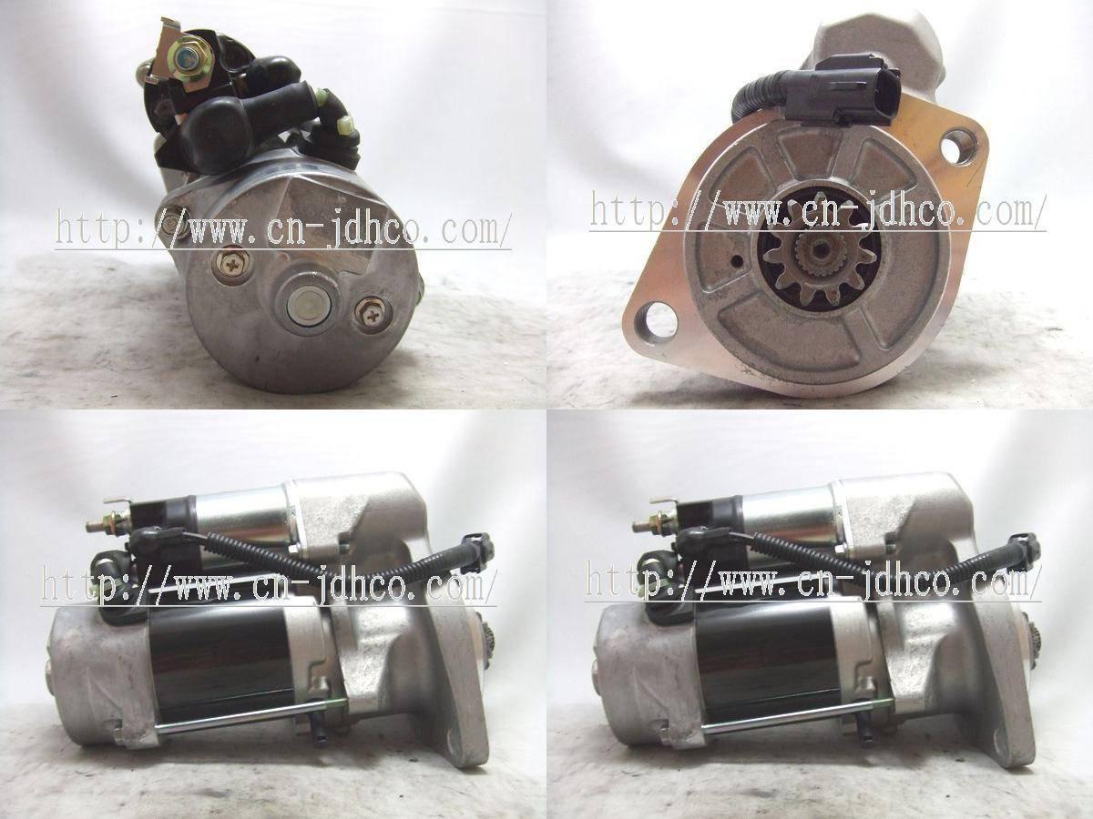 Starter motor  J08C J07C  0355 502 0015   28100-26238      0355 502 0041  HINO