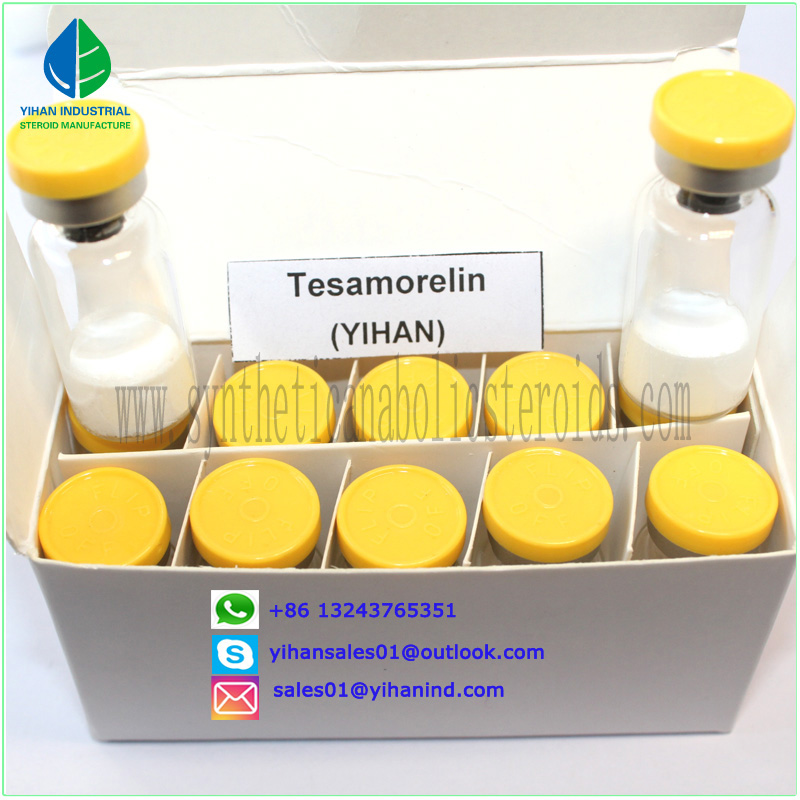 Paypal 99% Polypeptide Tesamorelin (Egrifta) CAS: 106612-94-6 with safe shipping Judy